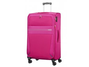 American Tourister SUMMER VOYAGER  SPINNER 79 EXP L - DEEP PINK