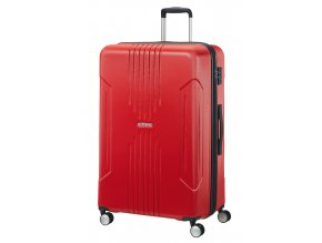 American Tourister TRACKLITE SPINNER 78 EXP L - FLAME RED