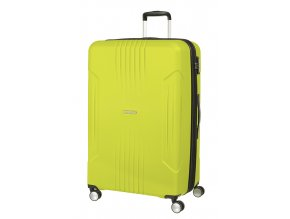 American Tourister TRACKLITE SPINNER 78 EXP L - SUNNY LIME