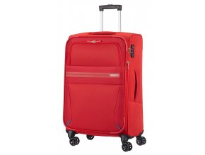 American Tourister SUMMER VOYAGER SPINNER 68 EXP M - RIBBON RED