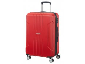 American Tourister TRACKLITE SPINNER 67 EXP M - FLAME RED