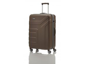 Travelite Vector 4w L Brown  + PowerBanka nebo pouzdro zdarma