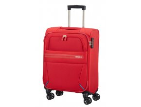 American Tourister SUMMER VOYAGER SPINNER 55 S - RIBBON RED