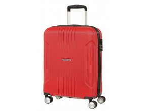 American Tourister TRACKLITE SPINNER 55 S - FLAME RED
