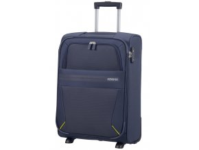 American Tourister SUMMER VOYAGER  UPRIGHT 55 S - MIDNIGHT BLUE