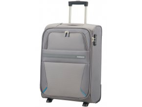 American Tourister SUMMER VOYAGER  UPRIGHT 55 S - VOLT GREY