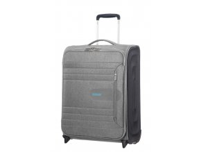 American Tourister SONICSURFER  UPRIGHT 55 S - METAL GREY