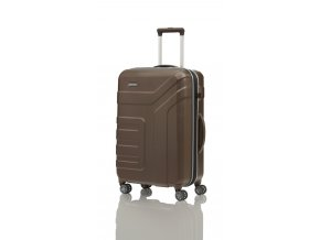 Travelite Vector 4w M Brown  + PowerBanka nebo pouzdro zdarma