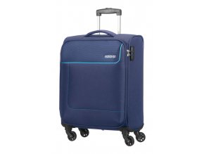 American Tourister FUNSHINE  SPINNER 55 S - ORION BLUE
