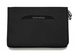Travelite Crosslite Portfolio Black
