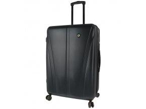 Cestovní kufr MIA TORO M1238/3-L - černá  + PowerBanka nebo pouzdro zdarma