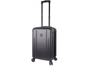 Kabinové zavazadlo MIA TORO M1239/3-S - černá  + PowerBanka nebo pouzdro zdarma