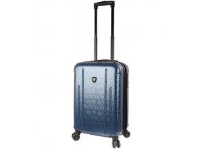Kabinové zavazadlo MIA TORO M1239/3-S - modrá  + PowerBanka nebo pouzdro zdarma