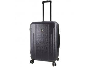 Cestovní kufr MIA TORO M1239/3-M - černá  + PowerBanka nebo pouzdro zdarma