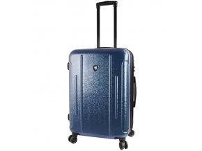 Cestovní kufr MIA TORO M1239/3-M - modrá  + PowerBanka nebo pouzdro zdarma