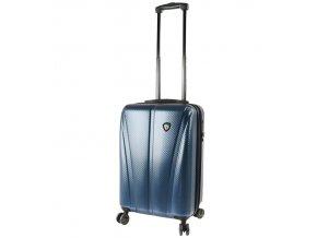 Kabinové zavazadlo MIA TORO M1238/3-S - modrá  + PowerBanka nebo pouzdro zdarma