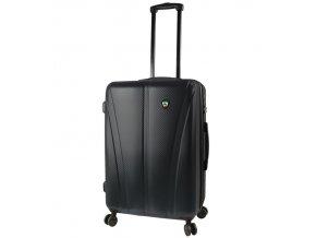 Cestovní kufr MIA TORO M1238/3-M - černá  + PowerBanka nebo pouzdro zdarma