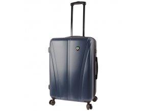 Cestovní kufr MIA TORO M1238/3-M - modrá  + PowerBanka nebo pouzdro zdarma