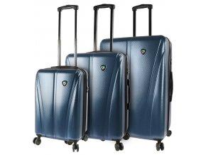 Sada cestovních kufrů MIA TORO M1238/3 - modrá