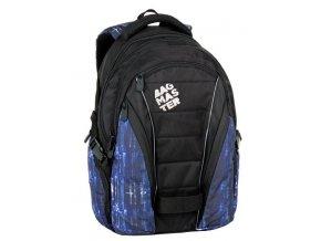 Bagmaster BAG 7 G BLACK/BLUE/WHITE