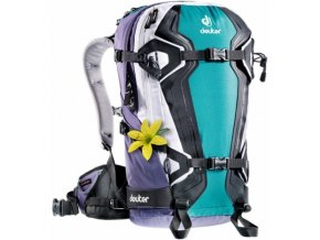 Deuter Freerider Pro 28 SL petrol-blueberry - Batoh