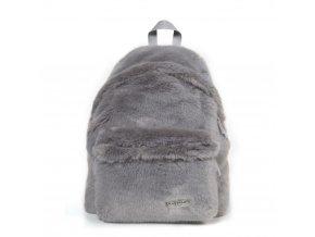EASTPAK PADDED PAK'R Grey Fur