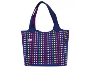 Built Everyday Shoulder Tote Dot No. 9