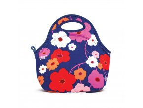 Built Gourmet Getaway Lunch Tote Lush Flower
