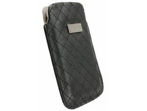 Krusell pouzdro AVENYN (COCO) mobile XXL, černá