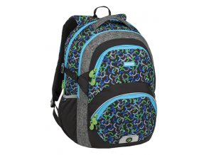 Bagmaster THEORY 9 E GREEN/BLUE/BLACK