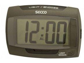 SECCO S LS810-01 - budík