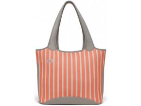 BUILT EVERYDAY SHOULDER TOTE CORAL
