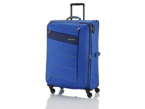 Travelite Kite 4w L Royal Blue No. 3  + PowerBanka nebo pouzdro zdarma