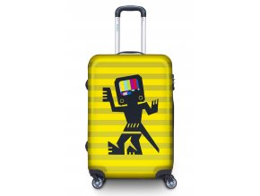 BG Berlin Urbe M Cave Man Yellow  + PowerBanka nebo pouzdro zdarma
