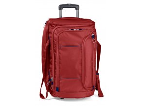 March Go-Go Bag M Red  + Pouzdro zdarma