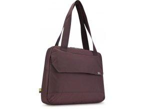 """Case Logic kabelka na 14"""" notebook a tablet MLT114P - tmavě fialová"""