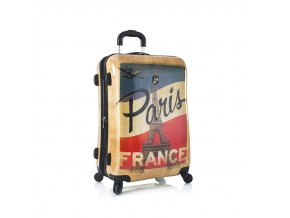 Heys Vintage Traveler M Paris  + PowerBanka nebo pouzdro zdarma