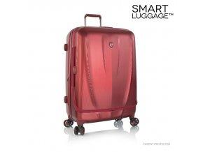 Heys Vantage Smart Luggage L Burgundy  + PowerBanka nebo pouzdro zdarma