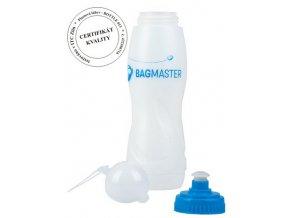 Bagmaster Certifikovaná láhev na pití BOTTLE 013 B BLUE