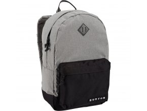 Burton-KETTLE-PACK-GREY-HEATHER