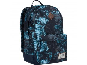 Burton KETTLE PACK TIE DYE TRENCH PRINT