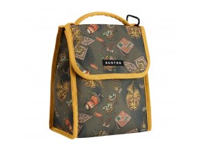 Burton LUNCH SACK JUNK FOOD PRINT