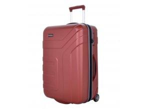 Travelite Vector 2w M,L Coral – sada 2 kufrů  + PowerBanka nebo pouzdro zdarma