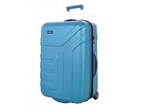 Travelite Vector 2w M Turquoise  + PowerBanka nebo pouzdro zdarma