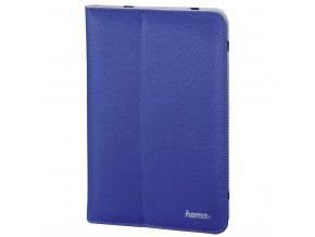 "Hama Strap Portfolio for tablets up to 17.8 cm (7""), blue"