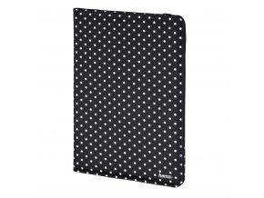 """Hama Polka Dot pouzdro na tablet, do 25,6 cm (10,1""""), černé"""