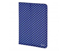 "Hama Polka Dot pouzdro na tablet, do 25,6 cm (10,1""), modré"