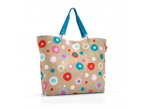 Reisenthel Shopper XL Funky Dots 1