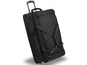 Cestovní taška na kolečkách MEMBER'S TT-0032 - černá   + PowerBanka nebo pouzdro zdarma