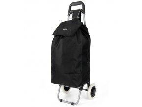 Nákupní taška na kolečkách HOPPA ST-40 - černá